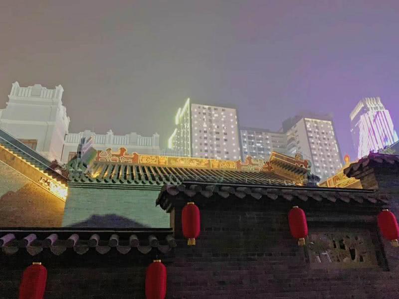 南寧朝陽街夜生活,南寧最好看的風景在哪里